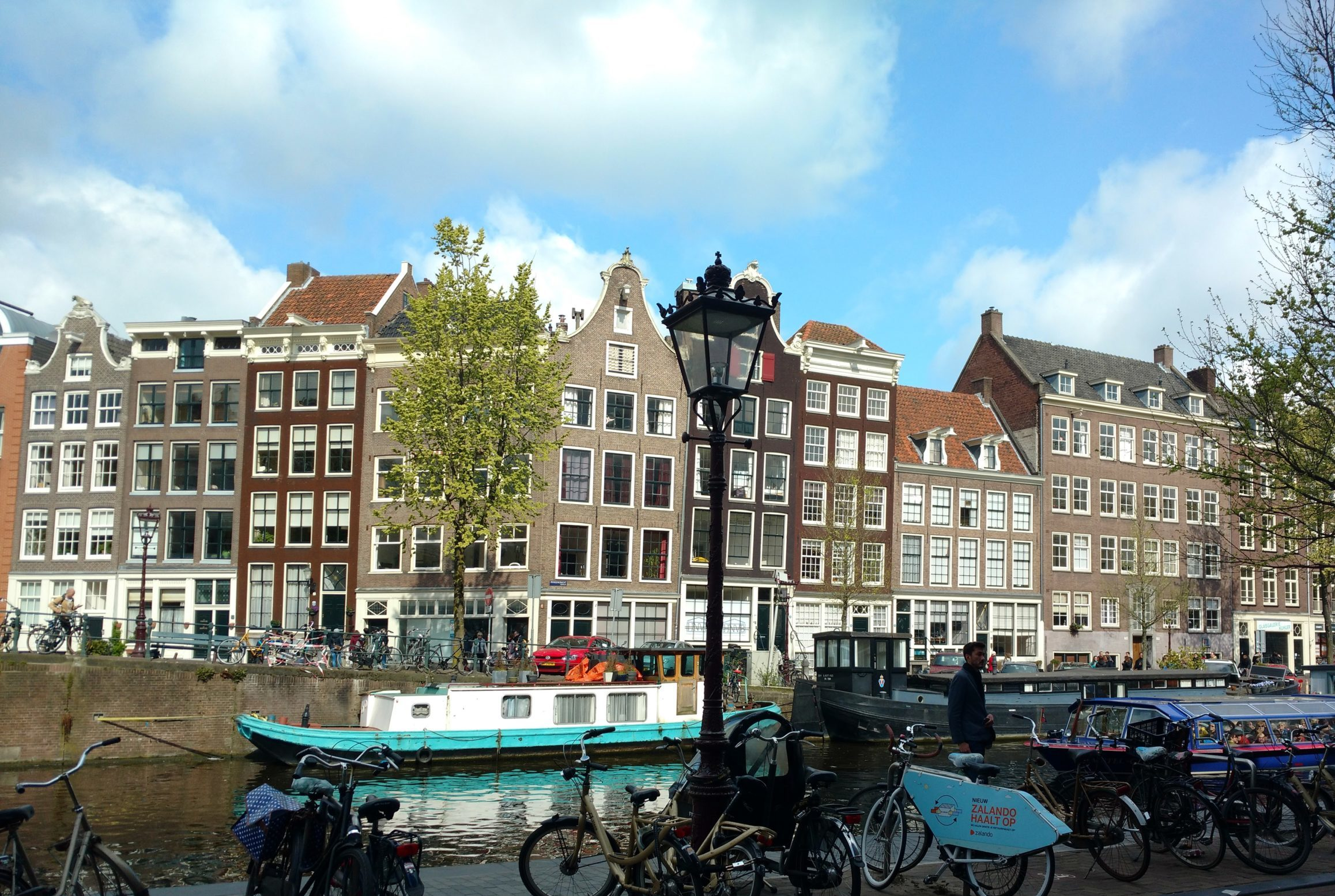 Kade amsterdam